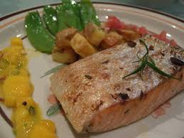 grilled salmon marinade